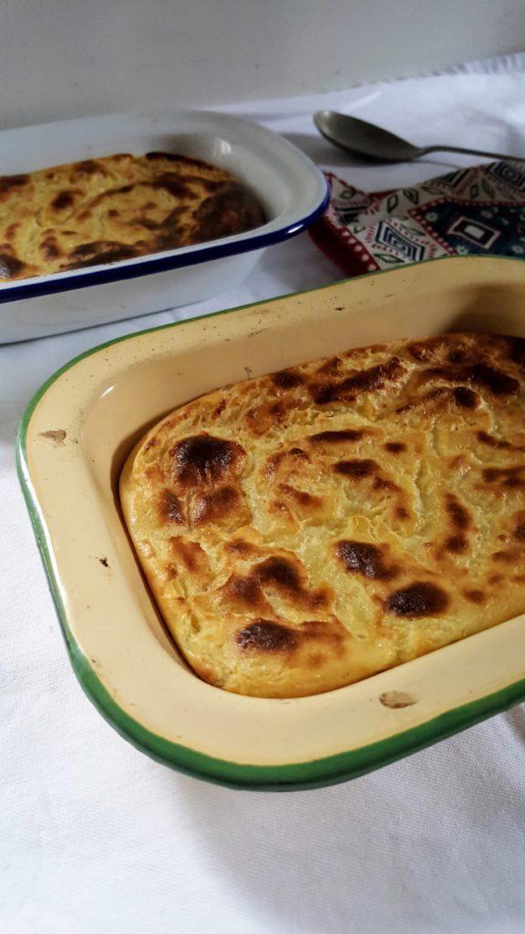 Bibliocook.com - Baked semolina pudding