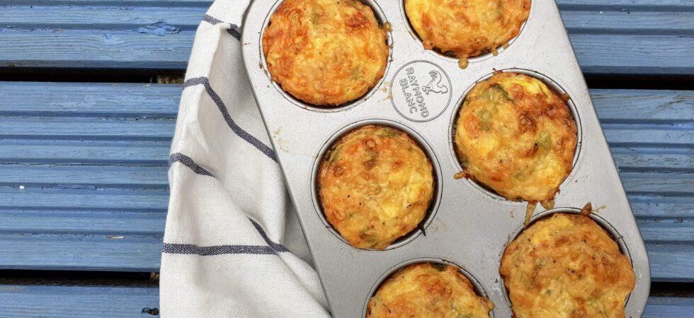 Bibliocook.com - Tuna melt muffins