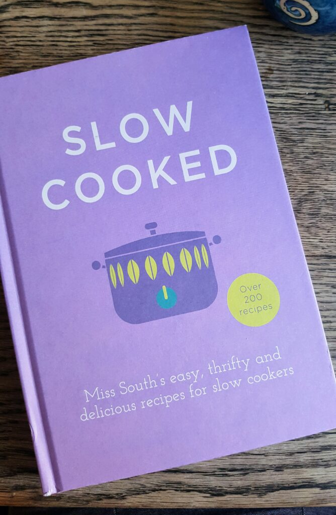 Bibliocook.com - Slow Cooked by Miss South