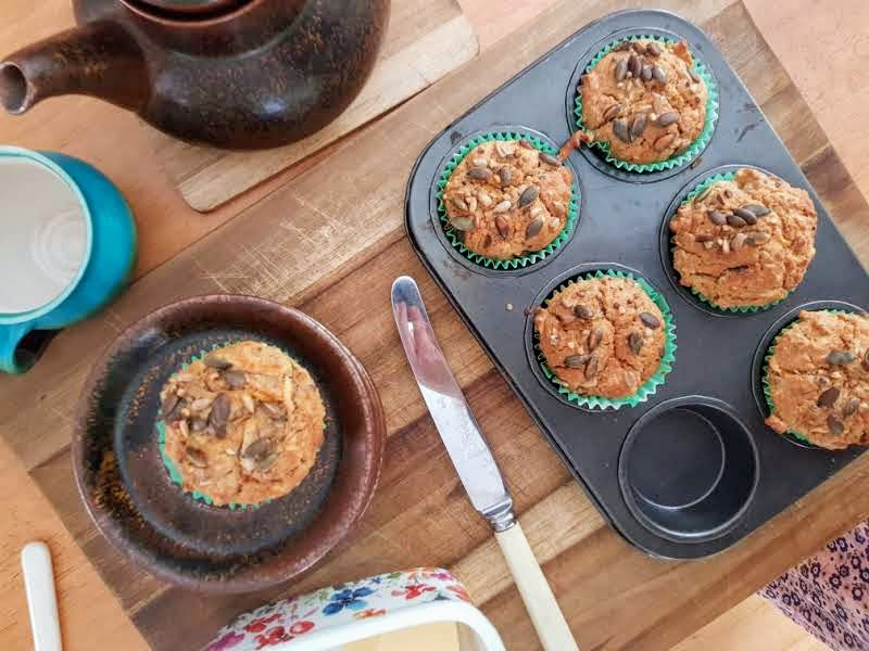 Bibliocook.com - Morning muffins